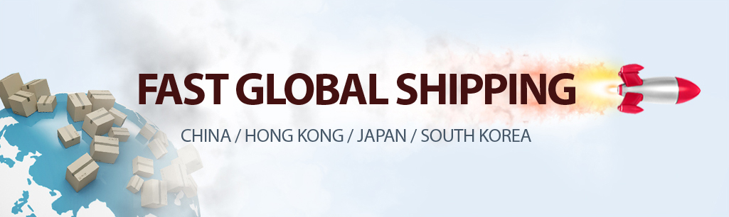 FAST GLOBAL SHIPPING CHINA / HONG KONG / JAPAN / SOUTH KOREA